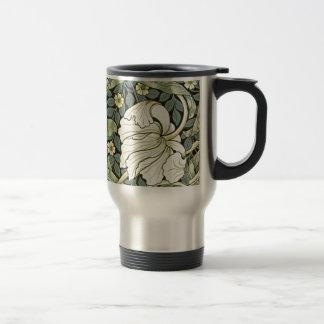 Pimpernel by William Morris 15 Oz Stainless Steel Travel Mug