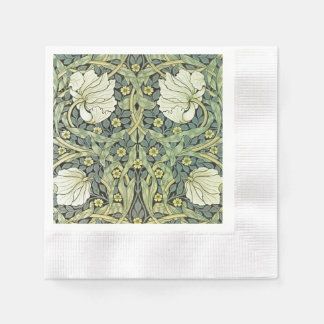 Pimpernel By William Morris Disposable Napkin