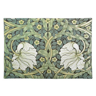 Pimpernel by William Morris Placemat