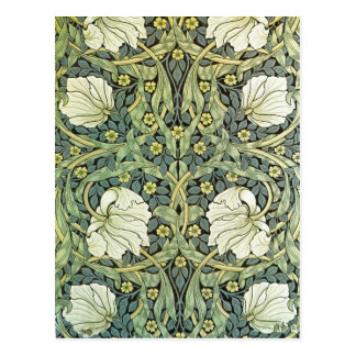 Pimpernel by William Morris Postcard
