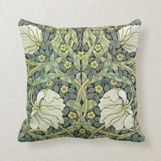 Pimpernel by William Morris Throw Pillow