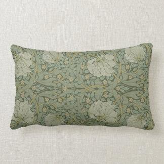 Pimpernel by William Morris, Vintage Flowers Pillow