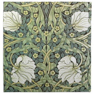 Pimpernel de William Morris Servilleta