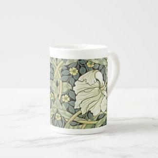Pimpernel de William Morris Taza De Porcelana