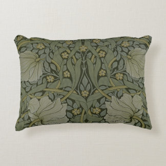 'Pimpernel' wallpaper design, 1876 2 Decorative Pillow