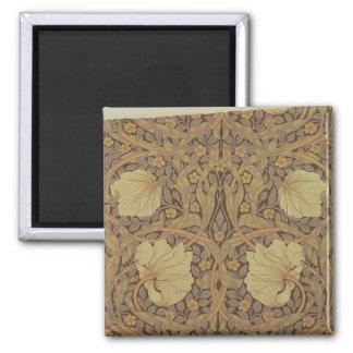 'Pimpernel' wallpaper design, 1876 Magnets