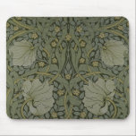 "&#39;Pimpernel&#39; wallpaper design, 1876 Mouse Pad<br><div class=""desc"">Image:26395  &#39;Pimpernel&#39; wallpaper design,  1876. Morris,  William (1834-96). Private Collection.  Art,  Fine Art.</div>"