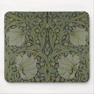 bridgemanimages 'Pimpernel' wallpaper design, 1876 Mouse Pad