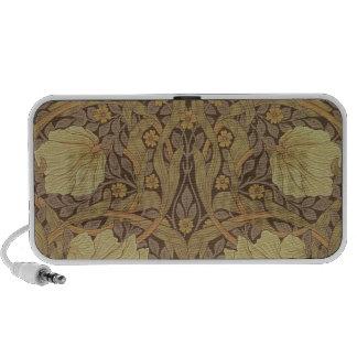 'Pimpernel' wallpaper design, 1876 Portable Speakers