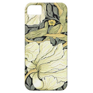 Pimpernel Yellow Green Floral Pattern Vintage Wall iPhone SE/5/5s Case