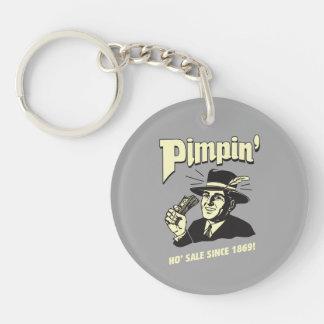 Pimpin': Ho Sale Keychain