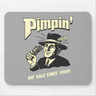 Pimpin': Ho Sale Mouse Pad
