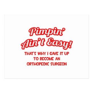 Pimpin no es fácil Cirujano ortopédico Postales