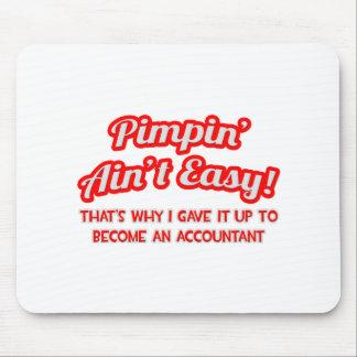 Pimpin no es fácil… porqué hice contable tapete de raton