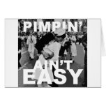 Pimpin no es fácil tarjetas