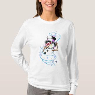 Pimpin' Snowman T-Shirt