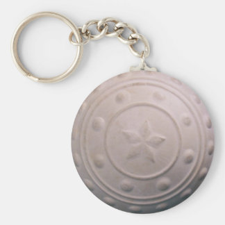 Pimple Ball key chain