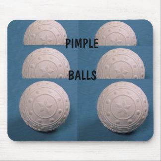 Pimple Balls Mouse Pad