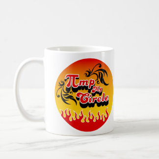 PimpMyCircle Classic White Coffee Mug
