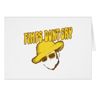 Pimps Dont Cry the other guys movie Card