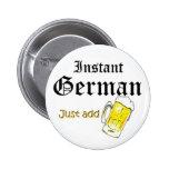 Pin alemán