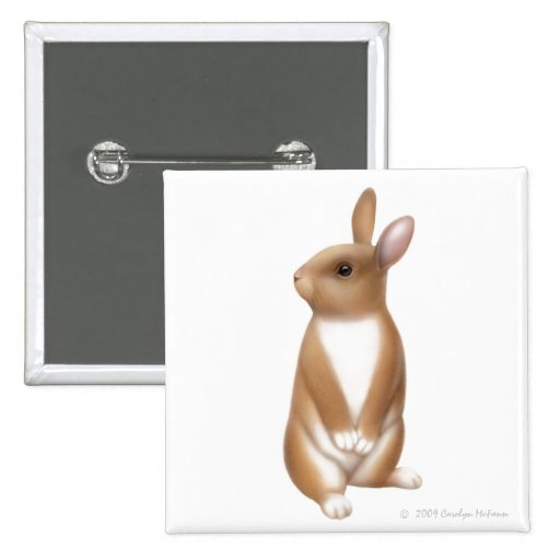 Pin alerta del conejo