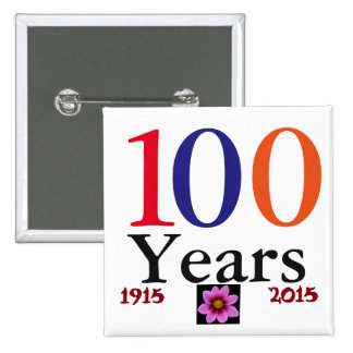 Pin armenio del genocidio pin cuadrada 5 cm