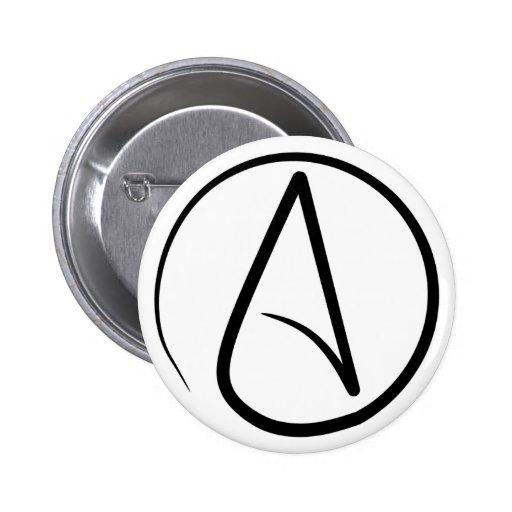 Pin ateo del símbolo