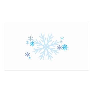 Pin azul blanco de las almohadas de las etiquetas plantillas de tarjetas de visita
