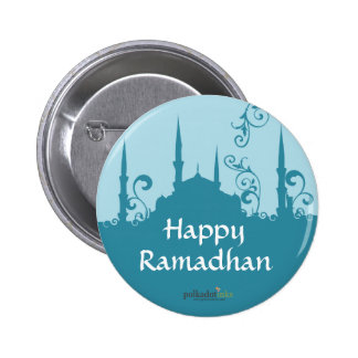 Pin azul de la mezquita del remolino