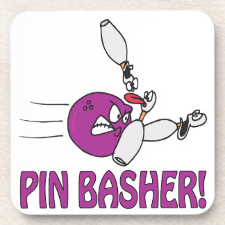 Pin Basher Coaster