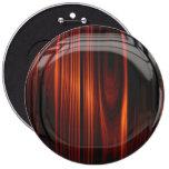 Pin brillante de madera del botón