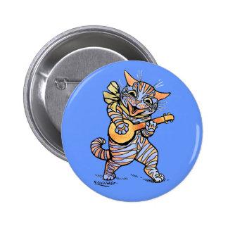 Pin:  Cat by Louis Wain