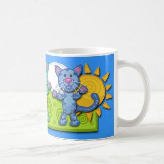 Pin Cats Mug