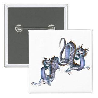 Pin chino de los dragones