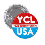 Pin comunista joven de la liga (YCLUSA)