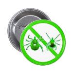 Pin, conciencia de la enfermedad de Lyme (señales
