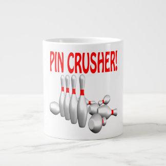Pin Crusher Large Coffee Mug