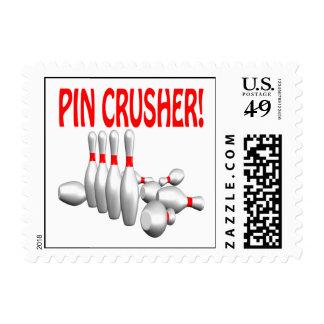 Pin Crusher Postage