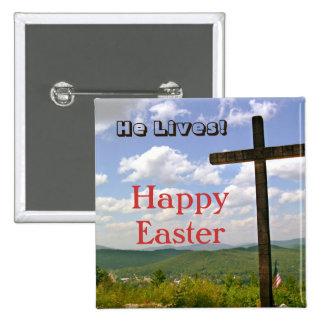 Pin cruzado de Pascua