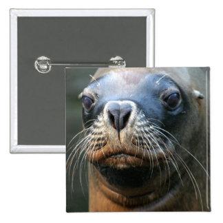 Pin cuadrado de Wet Seal