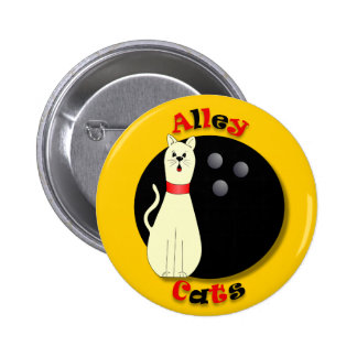 Pin de AlleyCat Pin Redondo 5 Cm