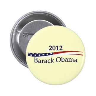 Pin de Barack Obama/botón