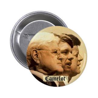 Pin de Camelot de los hermanos de Kennedy