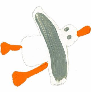 Pin de Cornualles de la gaviota el tintóreo de Jua Esculturas Fotograficas