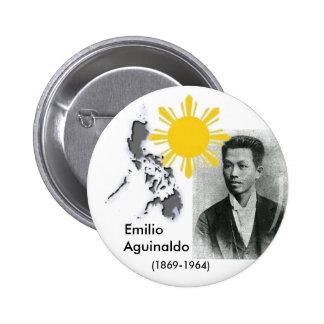 Pin de Emilio Aguinaldo
