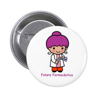 Pin de futura farmacéutica