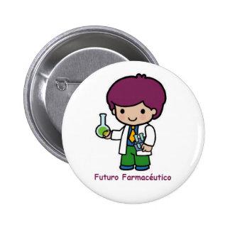 Pin de futuro farmacéutico