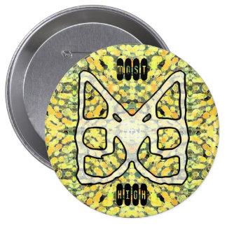 "Pin de la banda de MLQ de ""Pollin estupendo"""