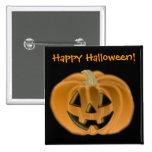Pin de la calabaza del feliz Halloween
